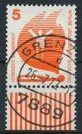 BERLIN DS UNFALLV Nr 402 Zentrisch Gestempelt URA X8F9416 - [5] Berlin