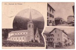 6560-  Suisse ( Valais ) Vionnaz - Souvenir De Vionnaz - N°473 - éd. Paul Savigny & Cie Fribourg - - VS Valais