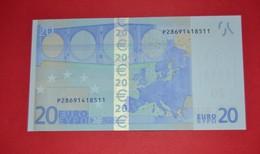 20 EURO NETHERLANDS R015 E2 - P28691418511 - UNC NEUF FDS - 20 Euro