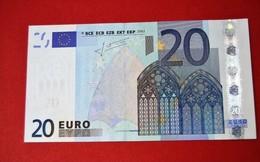 20 EURO G006 E5 NETHERLANDS G006E5 - P12414019582 - UNC - 20 Euro