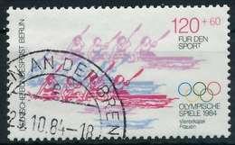 BERLIN 1984 Nr 718 Gestempelt X91D356 - [5] Berlin