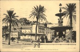 60701837 Hyeres Hyeres Fontaine Godillot Colline Ste-Claire X / Hyeres /Arrond. - Hyeres