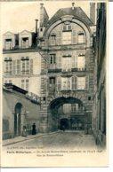 75004 - PARIS Historique - Arcade Bretonvilliers - édit. LJ - Paris (04)