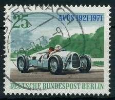 BERLIN 1971 Nr 398 Zentrisch Gestempelt X91D8BE - [5] Berlin