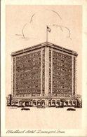 Iowa Davenport Hotel Blackhawk 1949 - Davenport
