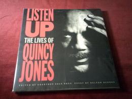 QUINCY   JONES  °  Listen Up The Lives - Culture