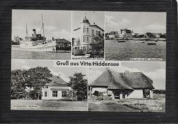 AK 0413  Vitte ( Hiddensee ) / Ostalgie , DDR Um 1962 - Hiddensee
