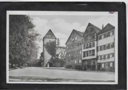 AK 0413  Schwäbisch Hall - Crailsheimer Tor / Verlag Schöning Um 1940 - Schwäbisch Hall