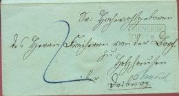 ~1850 MENGEDE Bfh. N. Holzhausen - Deutschland