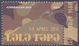 2019. Azerbaijan, Fights, Lala Tapa, 1v, Mint/** - Azerbaïdjan