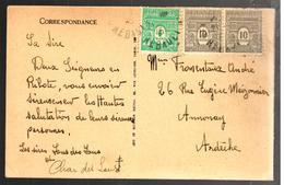 27429 - ARCS De TRIOMPHE - Marcophilie (Lettres)