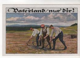 +3653, Vaterland, Nur Dir!, Kriegswirtschaftsamt Danzig - War 1914-18