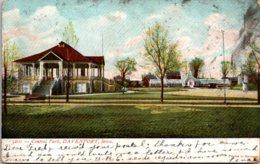 Iowa Davenport Central Park 1908 - Davenport