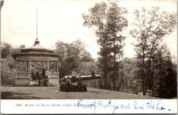 Iowa Cedar Rapids Scene In Bever Park 1907 - Cedar Rapids