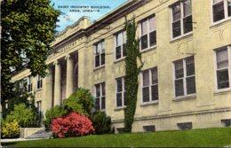Iowa Ames Dairy Industry Building 1947 - Ames