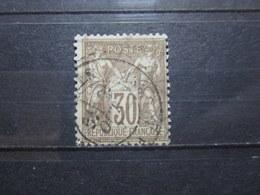 """VEND BEAU TIMBRE DE FRANCE N° 69 , OBLITERATION """" PARIS - PL. DE LA BOURSE """" !!! (a) - 1876-1878 Sage (Type I)"""