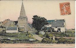 LARMOR Vue Sur L' Eglise Notre Dame - Larmor-Plage