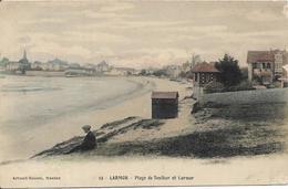 LARMOR Plage De Toulhar Et Larmor - Larmor-Plage