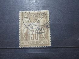 """VEND BEAU TIMBRE DE FRANCE N° 69 , OBLITERATION """" PARIS - PL. DE LA BOURSE """" !!! (k) - 1876-1878 Sage (Type I)"""
