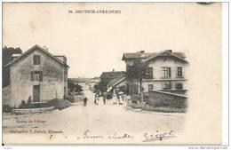 Avricourt  - Moselle   (  627 Habitants )     Entrée Du Village - Otros Municipios