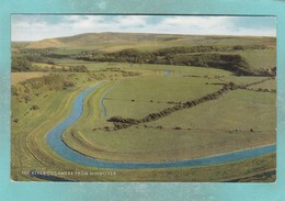 Small Old Post Card Of The River Cuckmere,Hindover,Seaford,East Sussex,England,S96. - Autres