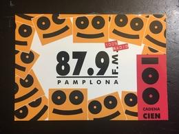 Publicidad CADENA 100 PAMPLONA - Navarra (Pamplona)