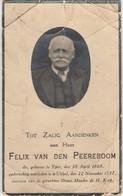 Ieper, Ukkel, Uccle, 1937, Felix Van Den Peereboom - Images Religieuses
