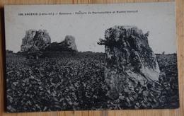 44 : Ancenis - Environs - Rochers De Pierremelière Et Menhir Tronqué - (n°17015) - Ancenis