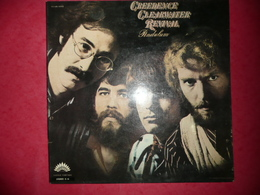 LP N°1403 - CREEDENCE CLEARWATER REVIVAL - PENDULUM - COMPILATION 10 TITRES -BLUES ROCK FOLK WORLD COUNTRY R&B ***** - Rock