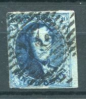 Belgien Nr.4           O  Used           (972) - 1849-1850 Medallions (3/5)