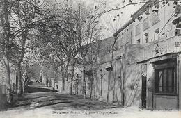 34 )   SERVIAN  -  Avenue D' Espoudeillan - France