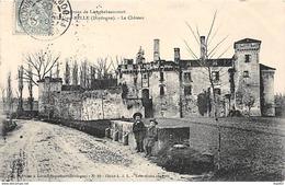 MAREUIL SUR BELLE - Le Château - Très Bon état - Autres Communes