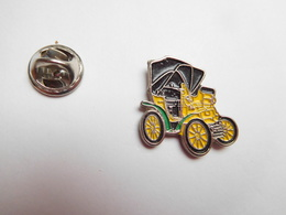 Beau Pin's , Auto , Voiture Ancienne , Fiat 3 1/2 HP 1899 - Fiat