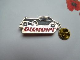 Beau Pin's , Auto , Voiture Ancienne , Bugatti ?? Dumont - Pin's