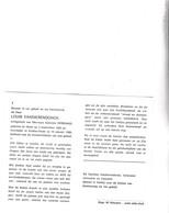 Zee Vaarder  L.VANDIERENDONCK °HEIST 1925 +1990 (G.VERBRAKEL) - Santini