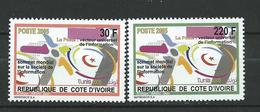 Ivory Coast 2005 Summits On The Information Society, Tunis. MNH - Costa D'Avorio (1960-...)