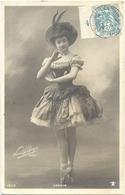 TYPE BLANC 5 C. Vert  YT 111 Millésime 4 TàD ST GERMAIN EN LAYE SEINE ET OISE Du 15-12-04 - Postmark Collection (Covers)