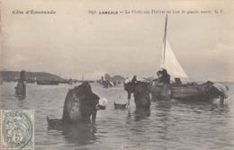 Ostréiculture / La Pêche Aux Huitres Un Jour De Grande Marée 2 Scans - Éd. GF - - Cancale