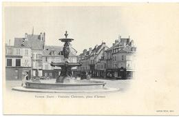 VERNON: PLACE D'ARMES - Vernon
