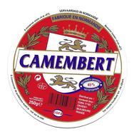ETIQUETTE De FROMAGE Cartonnée..CAMEMBERT Fabriqué En NORMANDIE ( Calvados 14)..CORA - Cheese