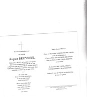 Mekanieker RMT En Loodsboten A.BRUYNEEL °OOSTENDE 1935 +1998 (M.DELEY) - Images Religieuses