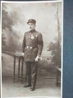 Militaria, Militaire Chez Le Photographe - Uniforms