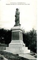 N°2063 T -cpa Neuville Sur Touques -monument Aux Morts De La Grande Guerre- - Otros Municipios