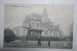 28 : Le Thieulin - Château De La Couture - Other Municipalities
