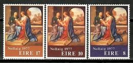 Ireland 1977 Irlanda / Christmas MNH Nöel Navidad Weihnachten / Cu15705  31-21 - Navidad