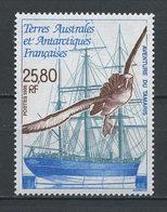 TAAF 1995 N° 201 ** Neuf MNH Superbe C 12,50 € Faune Oiseaux Birds Bateaux TAMARIS Sailboats Ships Voiliers - Tierras Australes Y Antárticas Francesas (TAAF)