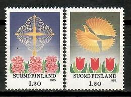 Finland 1985 Finlandia / Christmas MNH Nöel Navidad Weihnachten / Cu15625  29-48 - Navidad