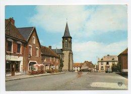 - CPSM BLOT L'EGLISE (63) - La Place - Editions Du LYS N° 2 - - Francia