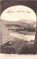 FR66 UR - Labouche 429 - Vue Prise Du Tunnel Allant à ENVEITG - Voie Ferrée Train Jaune - Belle - Francia