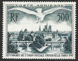 FRANCE  1947 -  PA  20 - UPU - Les Ponts De Paris   - NEUF** - Cote 60e - Airmail